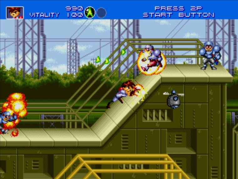 691492-gunstar-heroes-windows-screenshot-enemy-in-fire