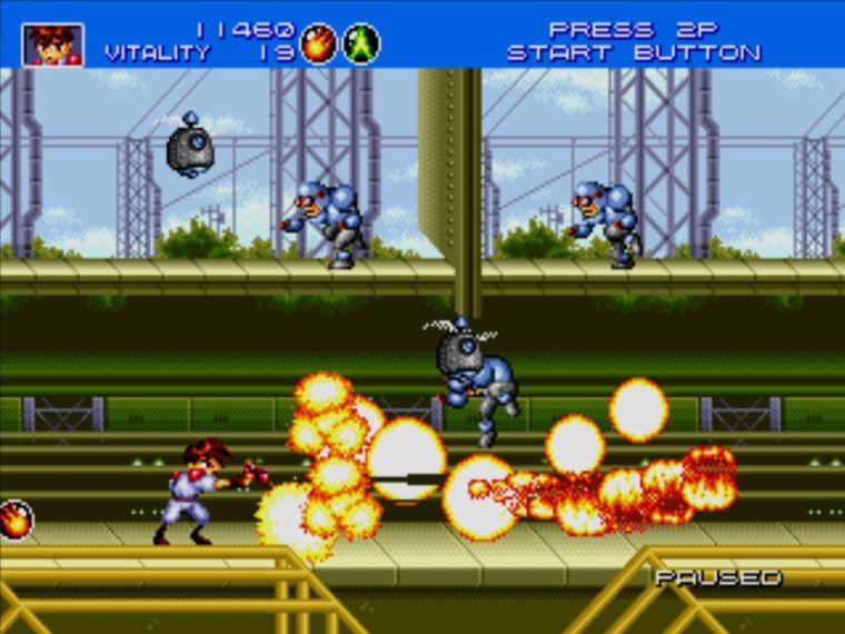691494-gunstar-heroes-windows-screenshot-weapon-combination-homing